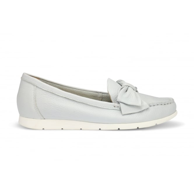 CAPRICE 24606-20-260/859 Textured Leather Supersoft Moccassin