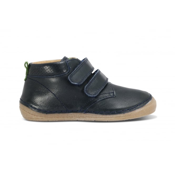 FRODDO G2130122 Navy Soft Velcro Ankle Boot