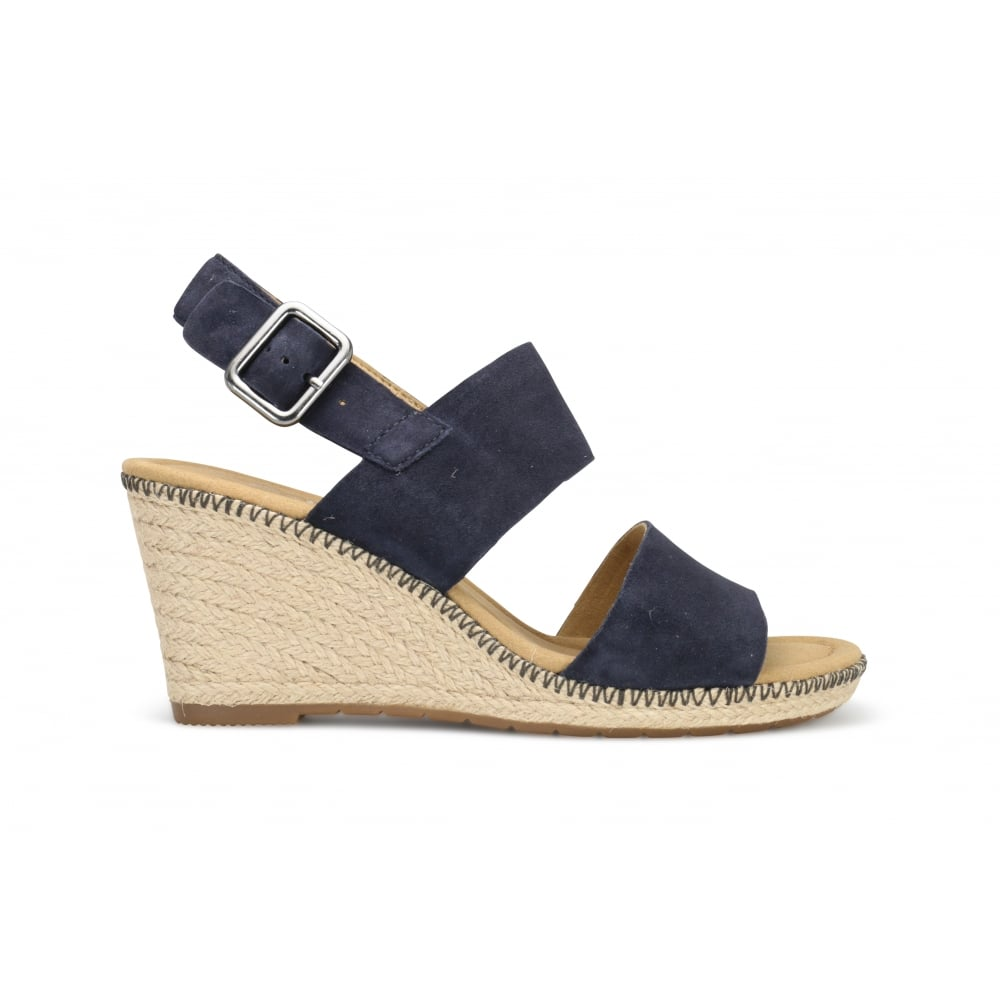 cost charm ever popular hot products GABOR ANNA 2 High Wedge Sandal