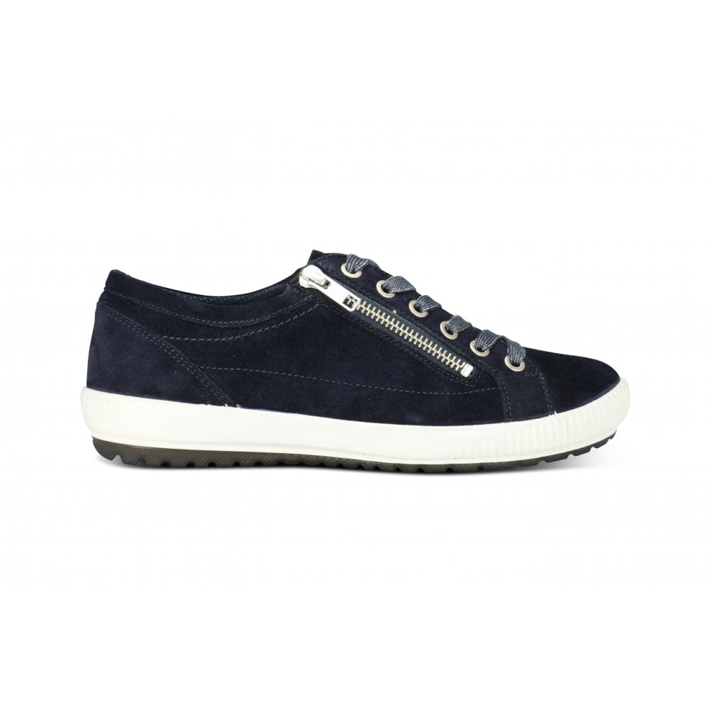 näher an hübsch und bunt elegante Form LEGERO SUPERFIT NAVY ZIP LACE SHOE