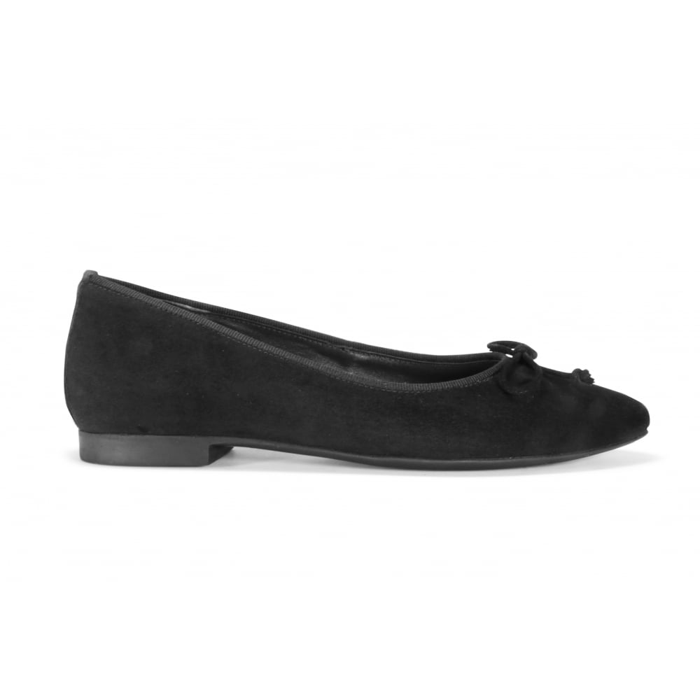 really cheap online 2014 cheap online Paul Green Suede Pointed-Toe Flats discount fashionable buy cheap amazon NTtGo0