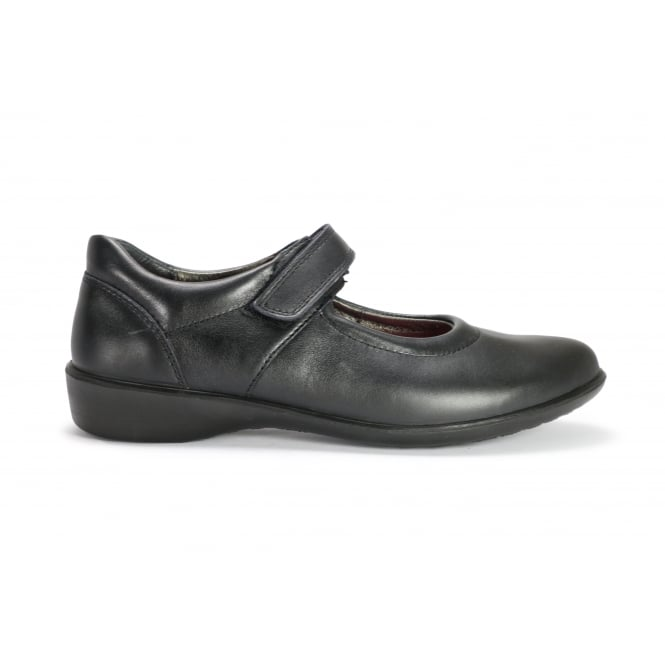 RICOSTA BETH Leather Mary Jane School Shoe